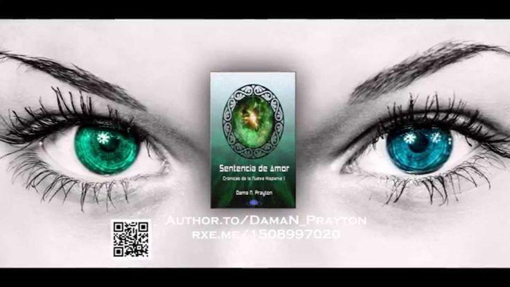 "Rosa Azul Ediciones Book Tráiler ""CNH1 Sentencia de Amor"" de Dama N. Pra..."