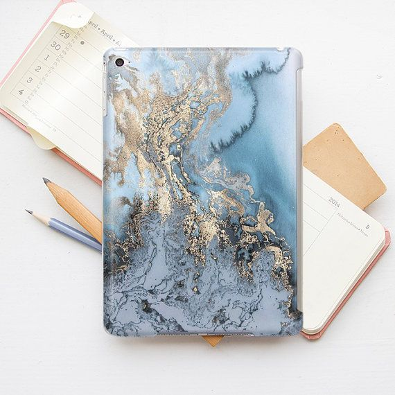 Marble iPad Mini 4 Hard Case iPad Air Case Marble iPad Air 2 Case iPad Pro Hard…