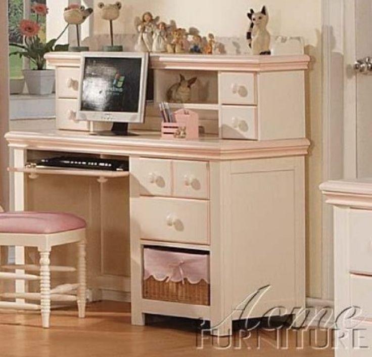 Girls Desks girls desk with hutch