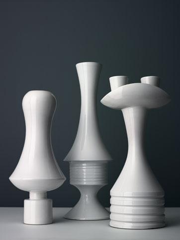 V70  V52  S256 captured by David Willen   Linck Ceramics   Handcrafted   Switzerland   Design by Margrit Linck (1897-1983)