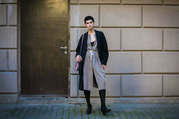 The Best Street Style From Tbilisi Fashion Week Spring 2017