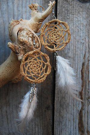 Daphne Bos, handgemaakte sieraden | Oorbellen