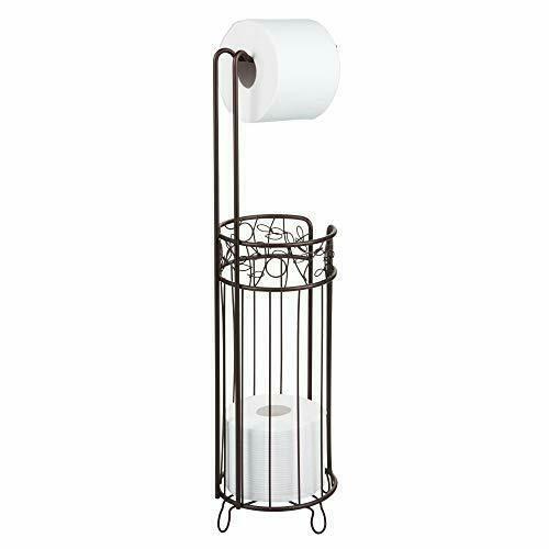 Idesign Twigz Bath Free Standing Toilet Paper Roll Holder For Bronze 19 72 Toile Free Standing Toilet Paper Holder Toilet Paper Storage Toilet Paper Holder