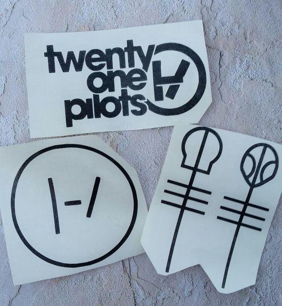 25+ Best Ideas About Twenty One Pilots Logo On Pinterest