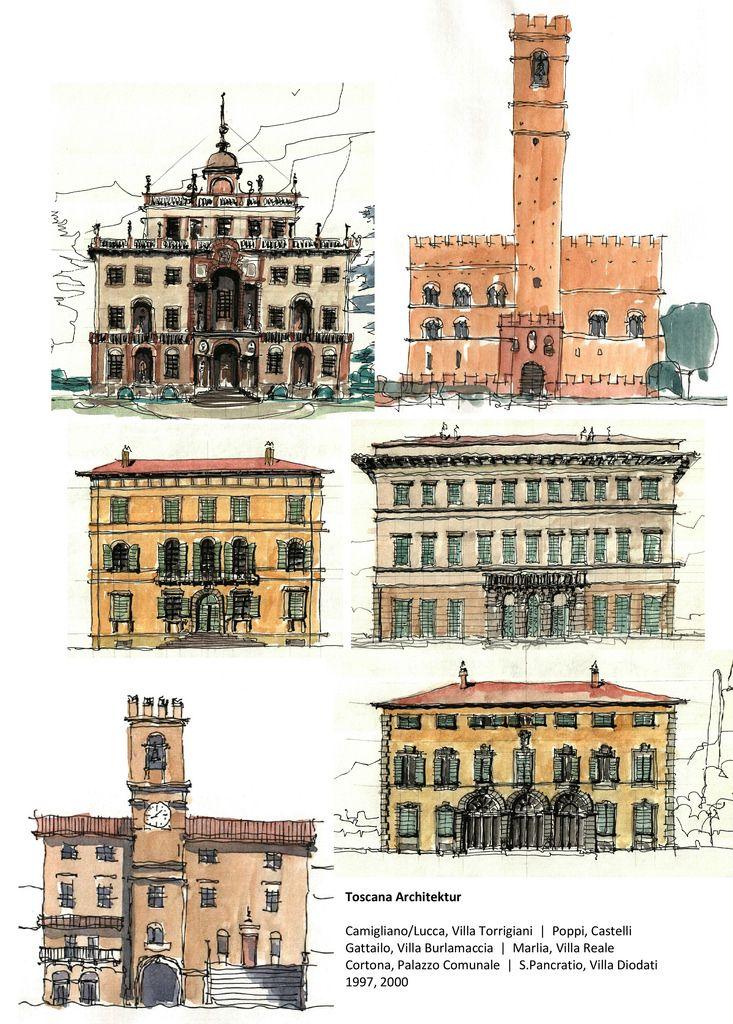 手机壳定制handbags to buy online Architektur Toscana I by JochenSchittkowski