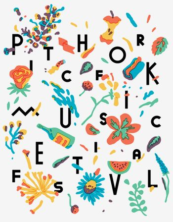 Pitchfork Music Festival | Oh my gosh, I love this.