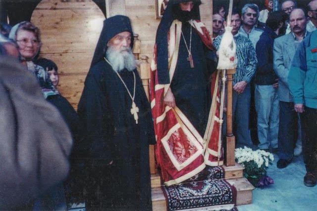 Παναγία Ιεροσολυμίτισσα : Γέροντας Εφραίμ Αριζόνας: Η Προσευχή που έκανα με ...
