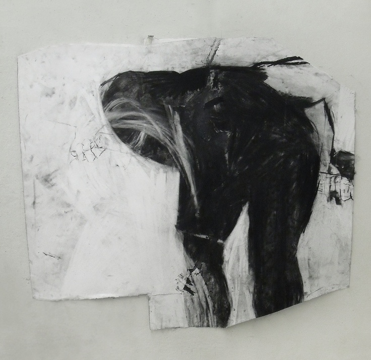 Kay Fenton-    AP Drawing- breaking outside the page