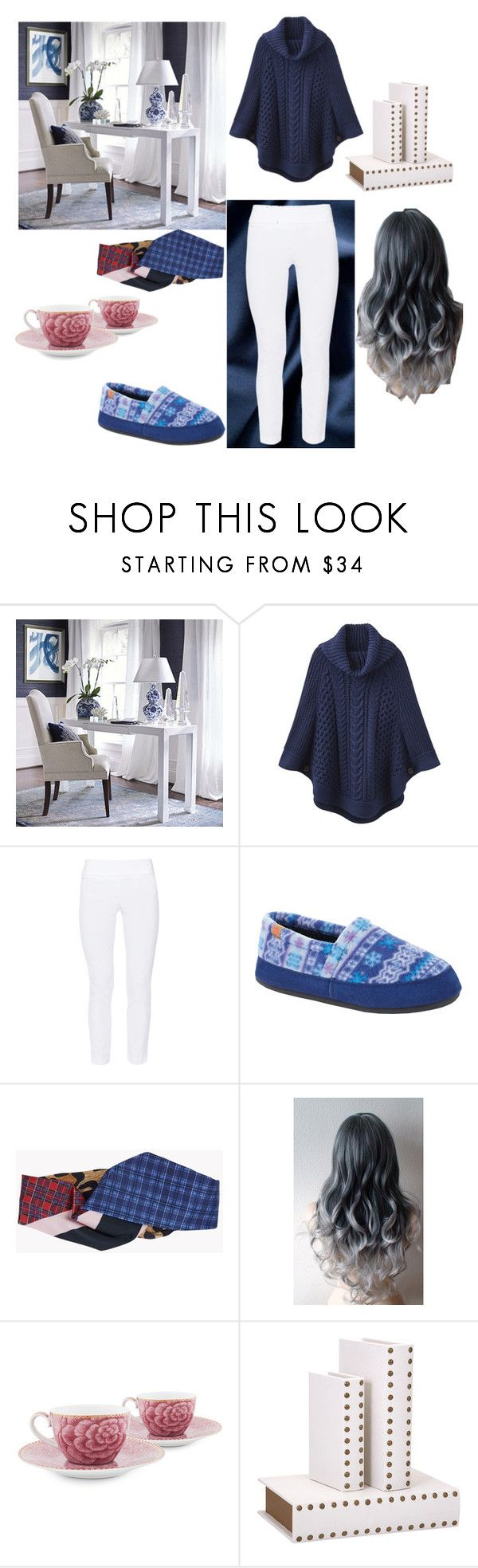 """""""Untitled #497"""" by yasm-ina ❤ liked on Polyvore featuring Frontgate, Joules, ELLIOTT LAUREN, Acorn, Dsquared2 and PiP Studio"""