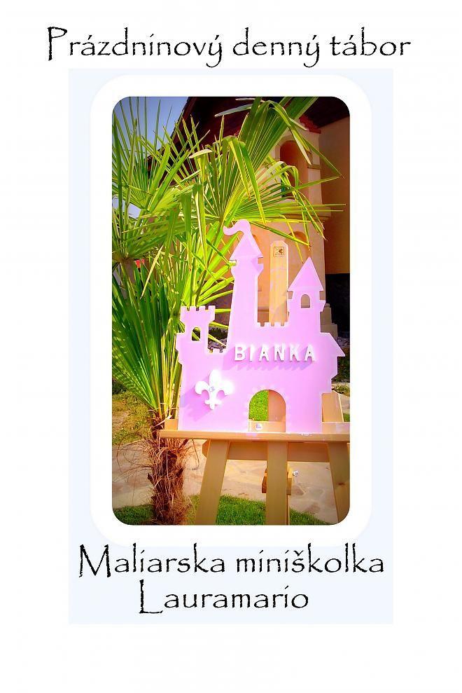 Otvára sa Maliarska miniškolka Lauramario / Lauramario » SAShE.sk - slovenský handmade dizajn