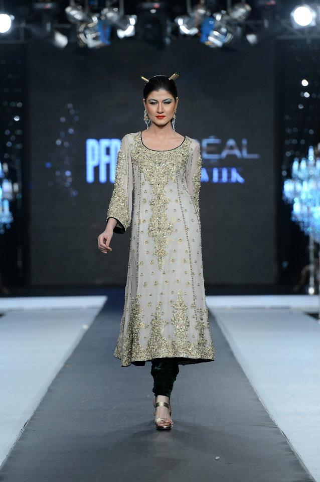 Fahad Hussayn at PFDC Loreal Paris Bridal Week 2012 Pictures