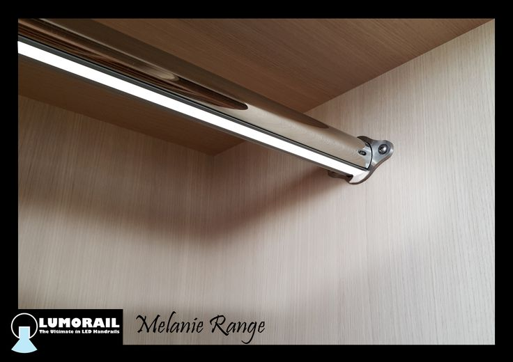 Don't forget Lumorail also has a wide range of illuminated Closet Rails available!