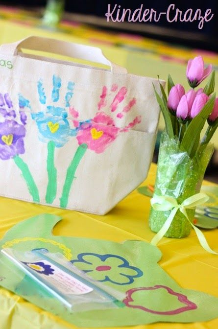 kindergarten mother's day ideas