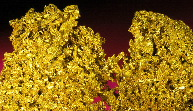 Past Exhibition: Gold - Its Latin name, aurum, means ...