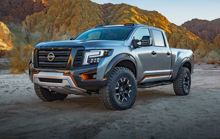 2018 Nissan Titan - New Nissan Titan Warrior from Nissan Motor Company will available for western autos market in upcoming season.New Nissan Titan Warrior