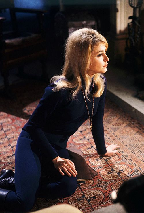 Sharon Tate In Eye Of The Devil 1966 Celluloid Pinterest Sharon Tate Famous People And