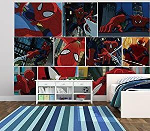 Graham U0026 Brown Tapete | Spiderman Fototapete | Ideen Für Ein Superhelden  Kinderzimmer