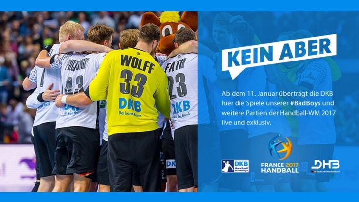 News-Tipp: Deutschland gegen Ungarn live: Handball-WM hier online schauen - http://ift.tt/2jqXrWK #news