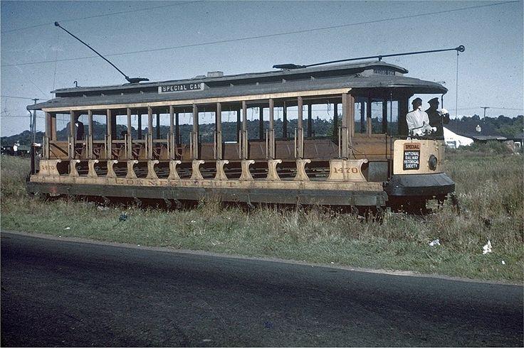 USA urban-rural streetcars