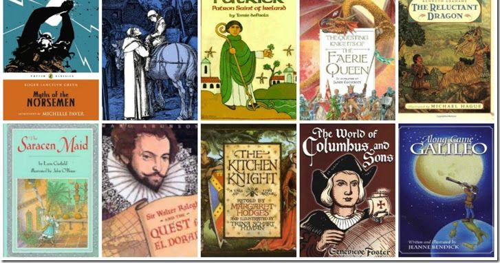 Mt. Hope Chronicles: Mt Hope Academy ~ New Resources and Curricula: 2013-14 (History and Literature Book List)