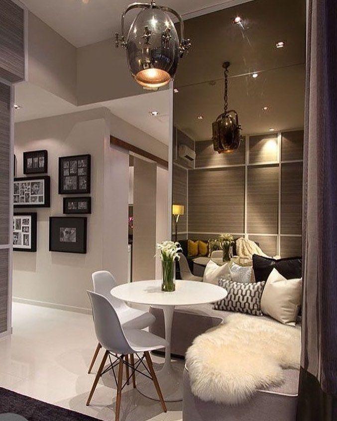 Aproveitando cada cantinho com charme e conforto. Amei Me encontre também no @pontodecor {HI} Snap: hi.homeidea http://ift.tt/23aANCi #bloghomeidea #olioliteam #arquitetura #ambiente #archdecor #archdesign #hi #cozinha #homestyle #home #homedecor #pontodecor #homedesign #photooftheday #love #interiordesign #interiores #picoftheday #decoration #world #lovedecor #architecture #archlovers #inspiration #project #regram #canalolioli #espacoscompactos