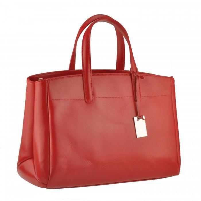 Emilio Masi Women leather handbag Made in Italy www.tevitalianstyle.com #onlinestore