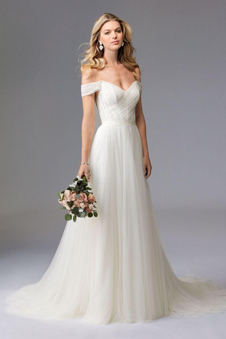 @watterswtoo Wtoo Style 17757 Heaton Wedding Gown