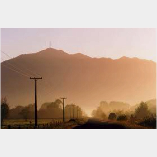 October baby I will be hiking that, Te Aroha, New Zealand.