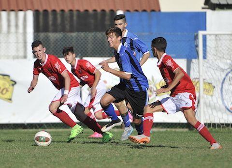 #U17. #Pisa-#Pontedera: 1-0 5a vittoria consecutiva per i nerazzurri ora a -2 dal #Sassuolo @AcPisa1909 @UsPontedera