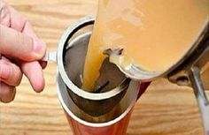 Té de jengibre: disuelve las piedras en los riñones, limpia el hígado y mata a las células del cáncer, receta