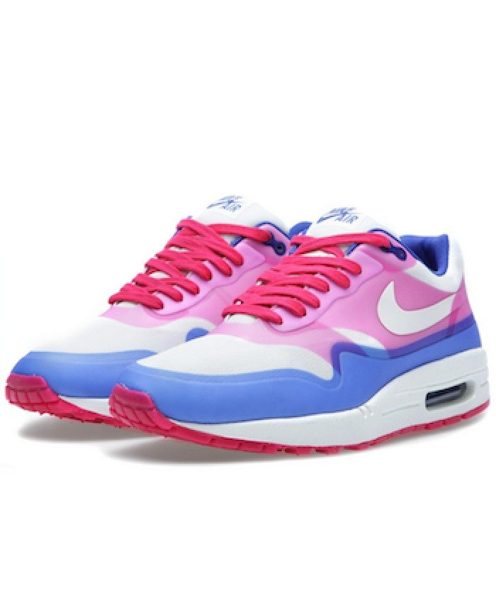 Order Nike Air Max 1 Womens Shoes Pink Official Store UK 1668  4ecfc8f98
