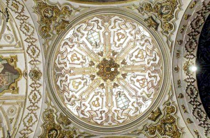 Cúpula de la iglesia de Ntra. Sra. del Carmen, Estepa (Sevilla).