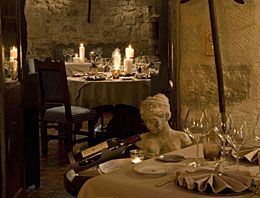 The dining experience at Chateau de Codignat is enticing to locals and overnight guests alike