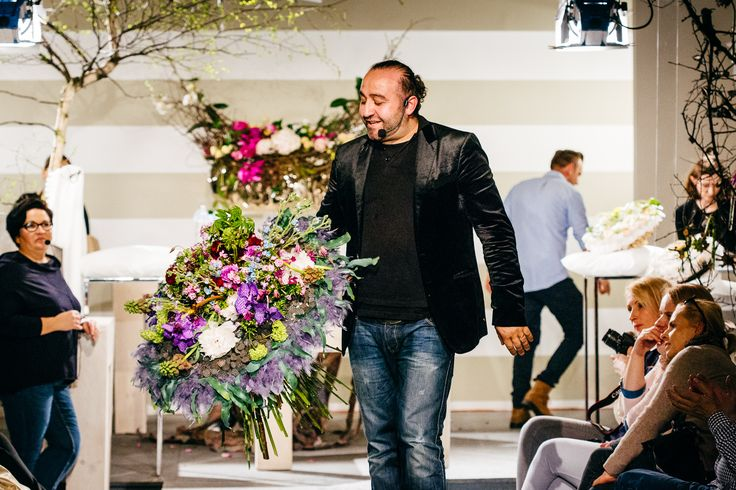 Araik Galstyan, Wedding Show - Plastiflora 2016