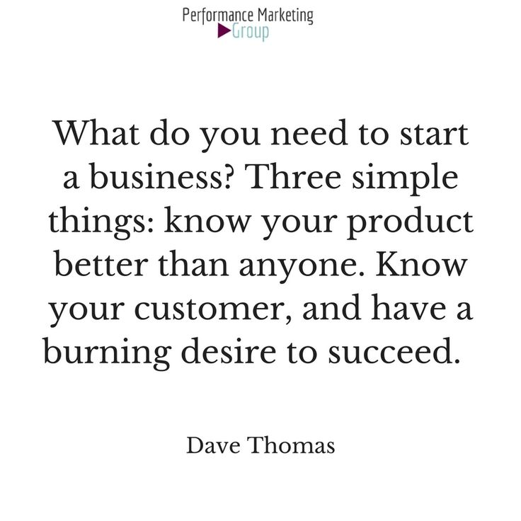 #Business hasn't changed that much since Dave Thomas founded Wendy's. #Quotes https://getperformancemarketing.com/services/effective-social-media-management-for-smbs/marketing-quotes/