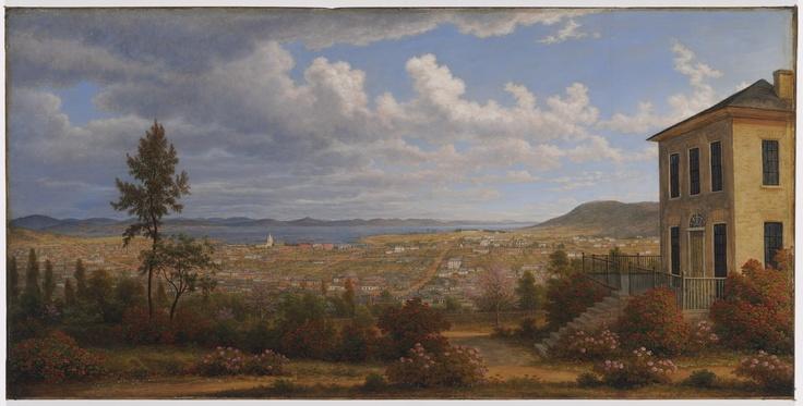 Hobart Town John Glover