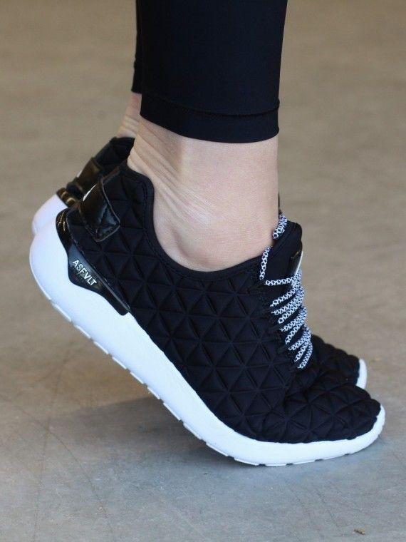 Asfvlt Speed Sock Black Str. 39
