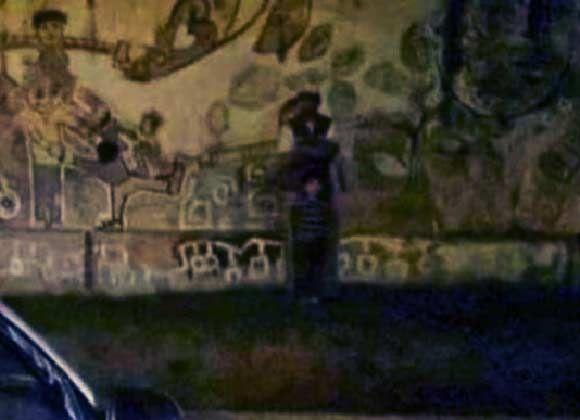 Foto de niño fantasma causa terror en Argentina