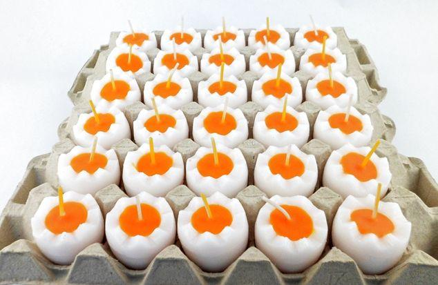 Świeca Jajko Wielkanocne