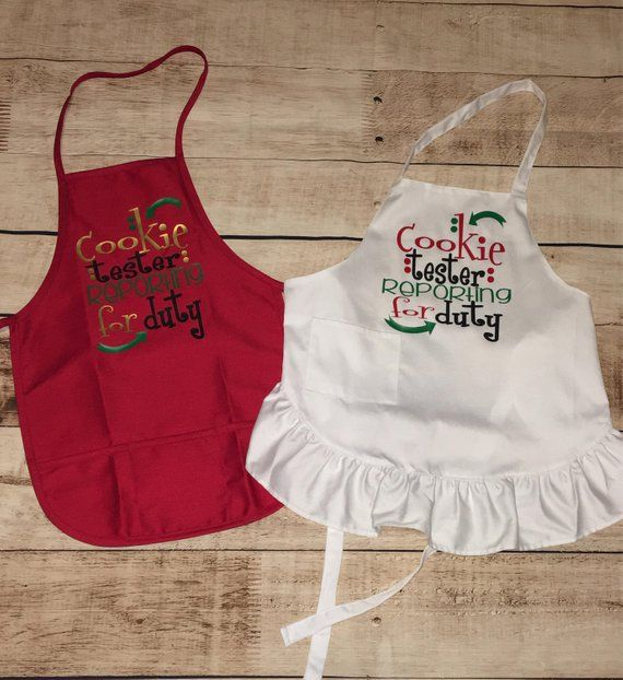 Christmas Kitchen Apron Funny Mum Festive Season Santa Dinner Xmas Gift
