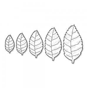 Die namics MFT161 - Royal Leaves