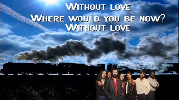 Long Train Runnin' +  The Doobie Brothers + Lyrics / HD