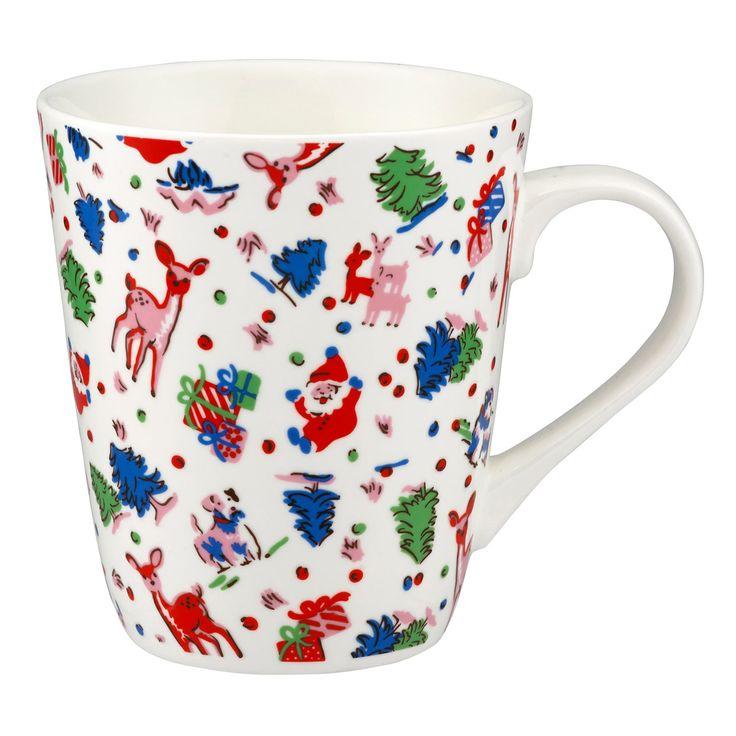 Christmas Ditsy Stanley Mug | Cath Kidston |