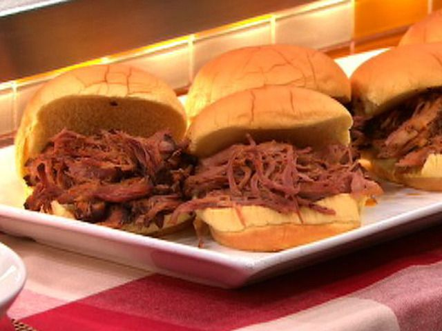 Perfect Pulled Pork, from Tim Love - CBS News