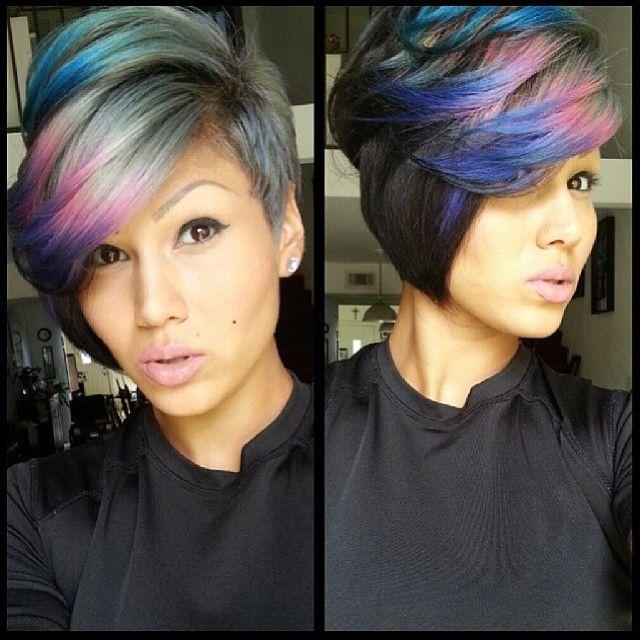 #bob #colors #hairspo #love