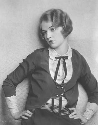 Vintage androgyny