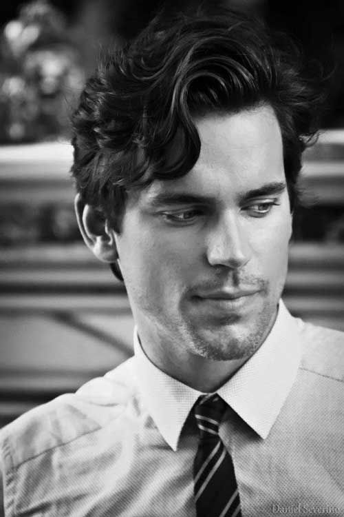 mens-hairstyle — See more photos here; 16 Haircuts for Wavy Hair...
