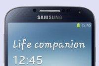 Samsung Galaxy S4 Gorilla Glass 3 screen survives knife attacks The flagship Samsung Galaxy S4 handset has been subjected to a variety of knife attacks in a scratch-test video that has appeared online.