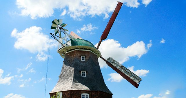 Windmühle in Neubukow