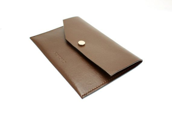 Personalised Hand stitched Men Women elegant by Kokoroleather